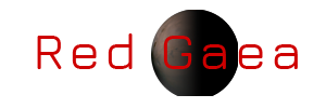 Red Gaea logo